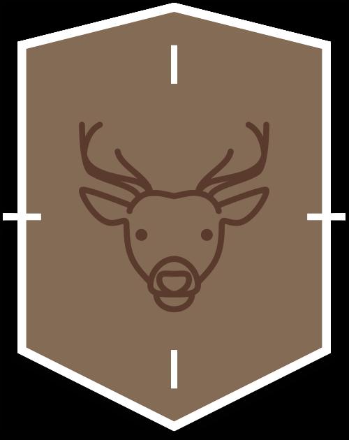 target-chevreuil